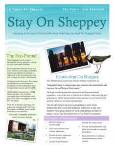 Read more about the Stay On Sheppey plan by clicking the above image.